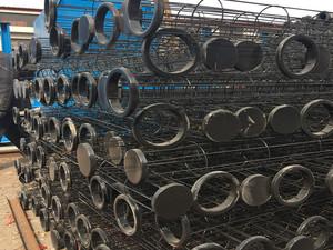 电厂除尘器骨架袋笼